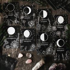 banking aesthetic The Moon Journal auf In - banking Constellations, Maleficarum, Wicca Witchcraft, Moon Magic, Witch Aesthetic, Book Of Shadows, Moon Child, Full Moon, The Moon