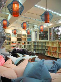 Eco library, Kasetsart University