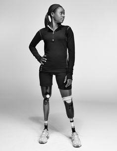 Kari Miller of US sitting volleyball team via International Paralympic Committee