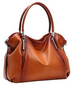 Womens Leather Handbags Tote Bag Top Handle Hobo Shoulder Handbag Designer Las Purse Cross