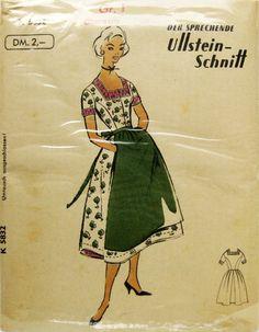 50er Jahre Ullstein-Schnitt K-5832