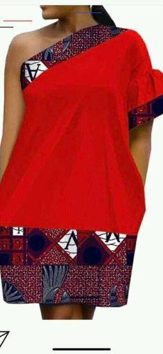 African Fashion Ankara, Latest African Fashion Dresses, African Print Fashion, Women's Fashion Dresses, Short African Dresses, African Print Dresses, Ankara Dress Designs, Ankara Mode, African Traditional Dresses