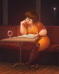 Abandoned Velma by ~nebriniel