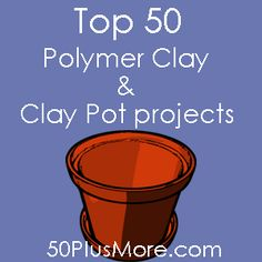 50 new Polymer Clay Crafts - this has helped me see polymer clay in a whole new way.