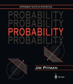 Probability (Springer Texts in Statistics)