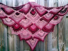 Today we have another Super Cute Shawl pattern for you called Panda Silk Shawl. This is a timeless crochet design that is perfect for keeping warm and chill off Poncho Crochet, Crochet Shawls And Wraps, Love Crochet, Crochet Scarves, Beautiful Crochet, Crochet Yarn, Crochet Clothes, Crochet Stitches, Crochet Hooks
