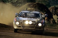 Vic Preston;John Lyall, Safari Rally 1985 Lancia was desperate to win the Safari and sent a team of 037 to Kenya in 1984, 1985 and 1986. Vic Preston even kept one of these Specials in Kenya permanently and drove it on national events to develope the car further, but they had little luck. Markku Alen was fourth in 1984 and third in 1986, but the big win on the Safari had to wait for the Integrale. Also Vic Preston had to retire this car on the 1985 event with broken suspension.
