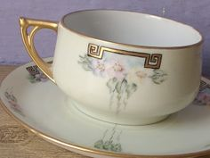 Antique 1920's Rosenthal Selb Bavaria porcelain by ShoponSherman,