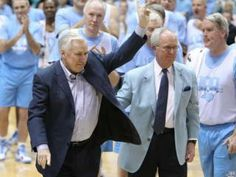 Former University of North Carolina at Chapel Hill head basketball coach Dean Smith was awarded the Presidential Medal of Freedom on Wednesday during a ceremony at the White House.