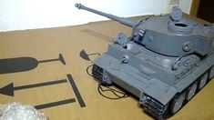 Mato RC Tank Tiger 1 Fullmetal / RC Panzer Tiger 1 Vollmetall Soundcheck Rc Tank, Rc Crawler, Battle Tank, Radio Control, Panzer, Military Vehicles, Tanks, Army Vehicles, Thoughts