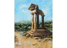 Tempio dei Dioscuri 35x45
