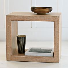 Parsons-inspired Atelier Side Table #serenaandlily