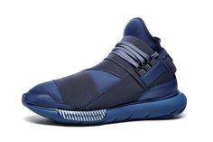 adidas Y-3 Qasa Mid: Blue