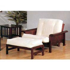 Sleigh Arm Futon Chair With Ottoman  2521C (IEM)    http://www.elitedecore.com/item--Sleigh-Arm-Futon-Chair-With-Ottoman-2521C-IEM--fc2521CIEM.html