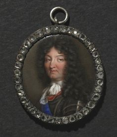 King Louis XIV, before 1691, school of Jean Petitot