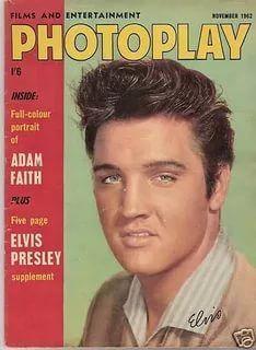 elvis presley magazine cover 1962: 14 тыс изображений найдено в Яндекс.Картинках