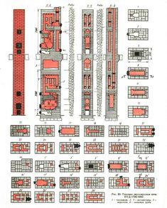 Рис. 80. Типовая двухъярусная печь ПТД-3700/3000