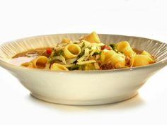 Paste e Fagioli with Roasted Garlic