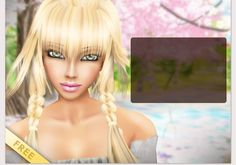 This is a picture taken from IMVU - Join IMVU. As this Creative~ Site let's you use your Creativity in the Art you make.