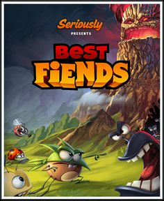 Loving the fun game Best Fiends - it's free and fun for kids and adults! #sponsored #LoveBestFiends - you might become obsessed with the game like me =)  Just saying!