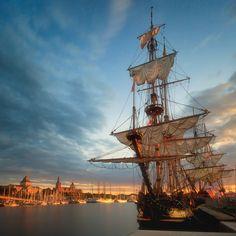 Marcin Kuras - Tall Ship Races 2013 Szczecin