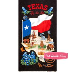 68 Best Texas Quilts Images In 2019 Texas Quilt Panel