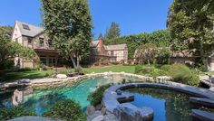 Buy the $40 Million Warner Brothers Mansion Where Marilyn Monroe Once Lived | Real Estate