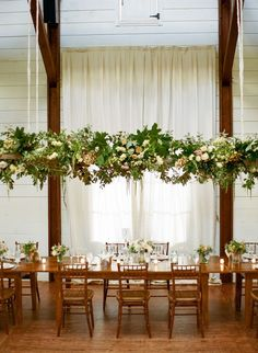 (6) Hanging Centerpiece on Pinterest | Flower Chandelier, Floral Chandelier and Hanging Flowers Wedding