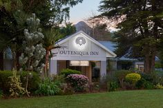 George Outeniqua Inn South Africa, Africa Ideally located in the prime touristic area of King George Park, Outeniqua Inn promises a relaxing and wonderful visit. Offering a variety of facilities and services, the hotel provides all you need for a good night's sleep. Facilities like free Wi-Fi in all rooms, daily housekeeping, fireplace, kitchen, luggage storage are readily available for you to enjoy. Guestrooms are fitted with all the amenities you need for a good night's slee...