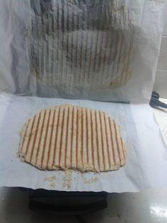 Πίτα στην τοστιέρα