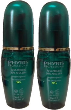Phyris AHA - Peeling 30% (index 60)Fruit Acid-pH4 - 50 ml – Professional use. Skin refining serum -- Don't get left behind, see this great  product : Face treatments and masks