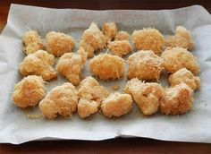 Czech Recipes, Russian Recipes, Ethnic Recipes, Snacks Für Party, Main Meals, Food Inspiration, Cauliflower, Good Food, Food And Drink