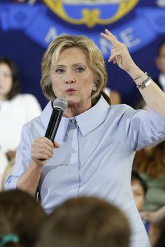 After Oregon Shooting, Hillary Clinton Says She Wants To Stand Up To The NRA