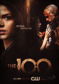 the 100 season 3 poster - Google Search