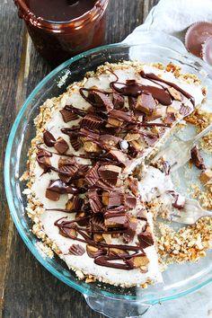 Peanut Butter Ice Cream Pie    Two Peas & Their Pod