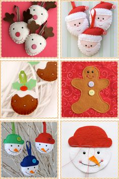Designer of the Week - Tied with a Ribbon - DIY Gingerbread Man Felt Kit Review | KID independent – handmade for kids