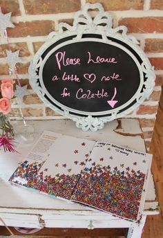 A Bubbly Life: Sparkle Like A Unicorn First Birthday Party!