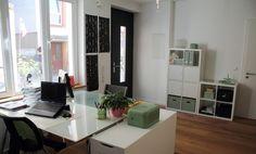 Freier Arbeitsplatz in gemütlicher Bürogemeinschaft #Büro, #Bürogemeinschaft, #Office, #Coworking, #Frankfurt