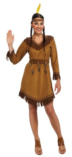 Native American Adult Costume - Native American Indian Costumes