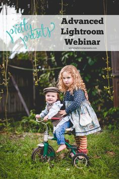 Here is a recorded webinar from our Advanced Lightroom Class. We hope you can enjoy it here. During this webinar Amanda discussed more about library filters, me