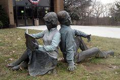 Johnson II, John Seward (1930-...) Symbiosis Hamilton Township Free Public Library, Hamilton New Jersey