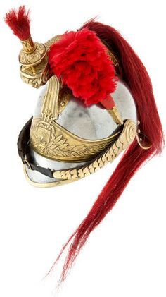 French Republican Guard of the City of Paris Cuirassier Helmet. British Army Uniform, Helmet Armor, French Army, Napoleonic Wars, Badges, 19th Century, Auction, France, City