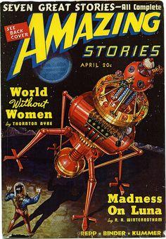 World Without Women / Amazing Stories