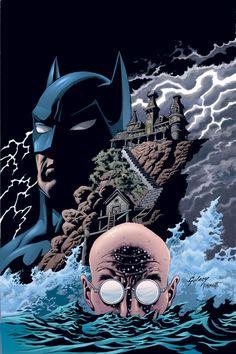 Batman: Terror by Paul Gulacy