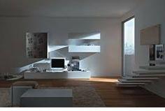 """Résultat de recherche d'images pour """"console d'entrée design avec tiroir"""" Corner Desk, Design, Furniture, Images, Home Decor, Floating Stairs, Drawer, Living Room, Search"""
