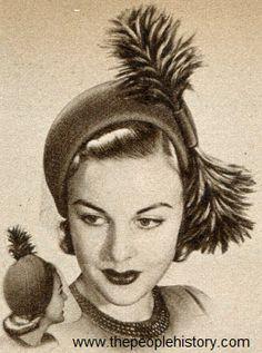 Head Hugging Helmet 1950