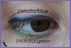 http://www.fashiondupes.com/2014/01/23-bio-dupes-neve-cosmetics-pastelli.html #bio #makeup #beauty #nevecosmetics #matite #lips #eyes #labbra #occhi #pastelli #swatches #haul #review #petrolio #blue #insalata #green