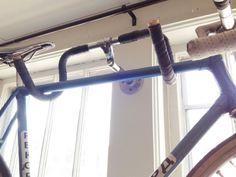cool bicycle rack
