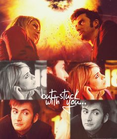 30 Days of New Who --- Day 19, Favorite Ship. The Doctor/Rose.