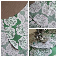 La Diosa Haby: Tutorial de costura: Agregar una abertura frontal simple